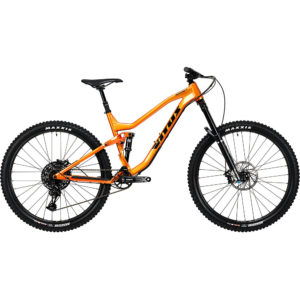 Vitus Sommet 29 VR Bike (SX Eagle 1x12) 2020 - Fire