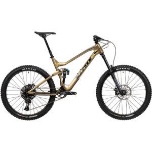 Vitus Sommet 27 CR Bike (NX-SX Eagle 1x12) 2020 - Midnight Sand - XL