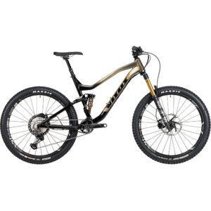 Vitus Escarpe 27 VRX Bike (XT 1x12) 2020 - Midnight Sand - XL