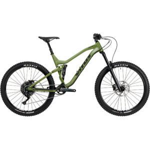 Vitus Sommet 27 Bike (Deore 1x10) 2020 - Military Green - XL
