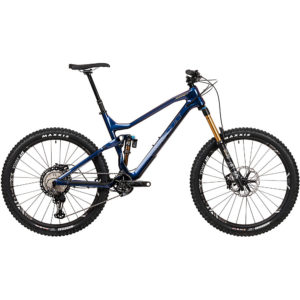Vitus Sommet 27 CRX Bike (XTR-XT 1x12) 2020 - Blurple - XL