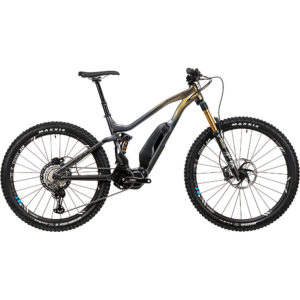 Vitus E-Escarpe VRX E-Bike (XTR-XT 1x12) 2020 - Midnight Sand - L