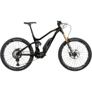 Vitus E-Sommet VRX E-Bike (XTR-XT 1x12) 2020 - Gold Dust - XL