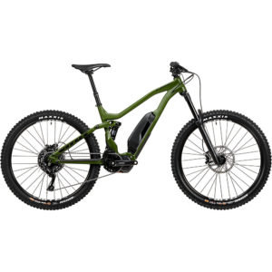 Vitus E-Sommet E-Bike (Deore 1x10) 2020 - Military Green