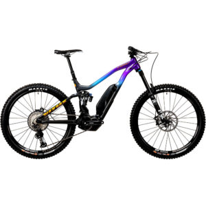 Vitus E-Sommet VRS E-Bike (XT 1x12) 2020 - Miami Sunset