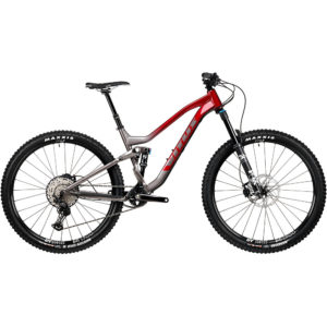 Vitus Escarpe 29 VRS Bike (SLX 1x12) 2020 - Red - Grey - M