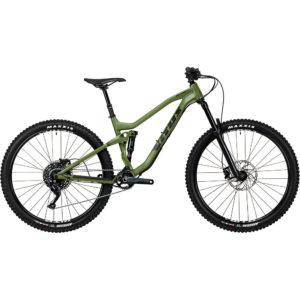 Vitus Sommet 29 Bike (Deore 1x10) 2020 - Military Green