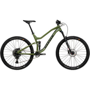 Vitus Mythique 29 VRS Bike (SX Eagle 1x12) 2020 - Military Green