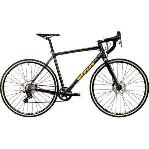 Vitus Energie Cyclocross Bike (Apex) 2020 - Anthracite - Fire Chameleon - XL