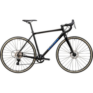 Vitus Energie VR Cyclocross Bike (Rival) 2020 - Black - Blue Chameleon