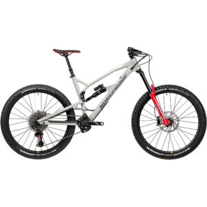 Nukeproof Mega 275 RS Carbon Bike (XO1 Eagle) 2020 - Concrete Grey - ML