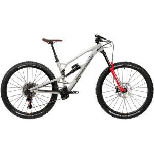 Nukeproof Mega 290 RS Carbon Bike (XO1 Eagle) 2020 - Concrete Grey