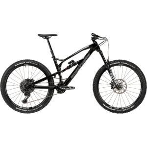 Nukeproof Mega 275 Pro Carbon Bike (GX Eagle) 2020 - Black - Concrete Grey