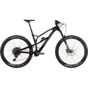 Nukeproof Mega 290 Pro Carbon Bike (GX Eagle) 2020 - Black - Concrete Grey