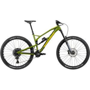 Nukeproof Mega 290 Expert Alloy Bike (NX Eagle) 2020 - Military Green
