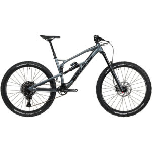 Nukeproof Mega 275 Comp Alloy Bike (SX Eagle) 2020 - Metallic Grey - ML