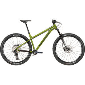 Nukeproof Scout 290 Expert Bike (SLX) 2020 - Military Green - XL