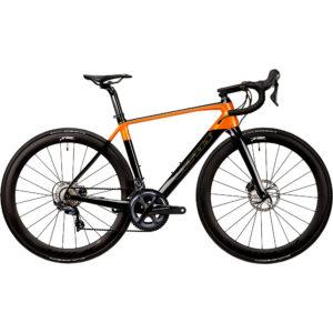 Vitus ZX1 CRS Road Bike (Ultegra) 2020 - Carbon-Fire Chameleon - XXL