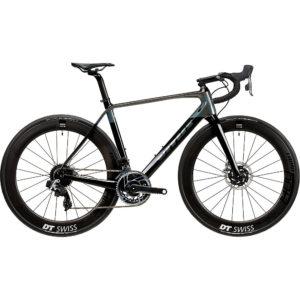 Vitus ZX1 CRX eTap Road Bike (Red) 2020 - Carbon-Black Chameleon - XXL