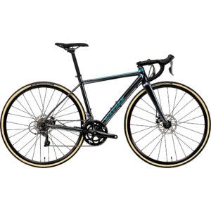 Vitus Razor Womens Disc Road Bike (Claris) 2020 - Grey-Mint - XS