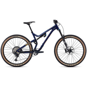 Commencal Meta AM 29 Essential Suspension Bike 2020 - Blue - XL