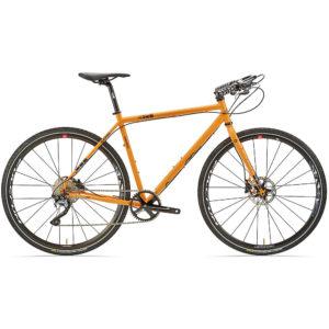 Cinelli HoBootleg Interrail Touring Road Bike 2020 - Orange - S