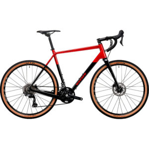 Vitus Substance CRS-2 Adventure Road Bike 2020 - Anthracite-Red - L