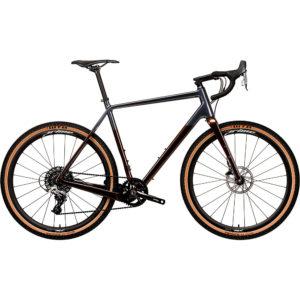 Vitus Substance CRX Adventure Road Bike 2020 - Copper-Grey - M
