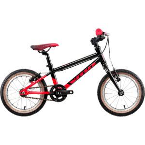 "Vitus 14 Kids Bike Limited Edition 2020 - Red - Black - 14"""