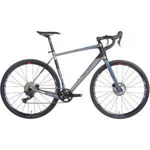 Orro Terra C Adventure GRX600 Road Bike 2020 - Radient Steel - XL