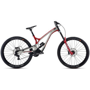 Commencal Supreme DH 29 Team Suspension Bike 2020 - Chalk Grey - Boxxer Red - XL