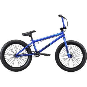 """Mongoose Legion L20 BMX Bike 2020 - Blue - 20"""""""