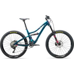 Yeti SB5 Beti T-Series Full Suspension Bike 2017 - Turquoise - M
