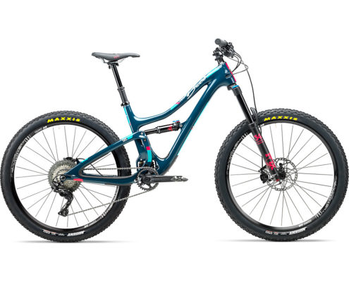 Yeti SB5 Beti T-Series Full Suspension Bike 2017 - Turquoise - M