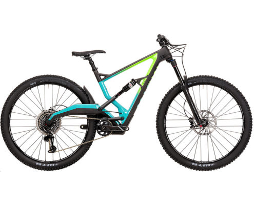 Marin Wolf Ridge 9 29 Full Suspension Bike 2019 - Black
