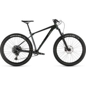 "Cube Reaction TM 27.5 Hardtail Bike 2020 - Green - Black - 46cm (18"")"