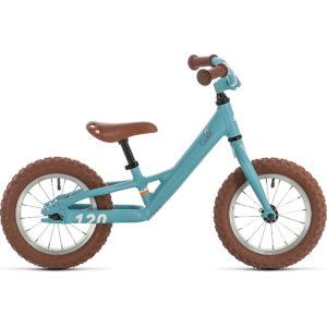 "Cube Cubie 120 Walk Kids Bike 2020 - Lightblue - White - 12"""