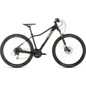 "Cube Access WS EXC 27.5 Womens Hardtail Bike 2020 - Black - Sesam - 33cm (13"")"