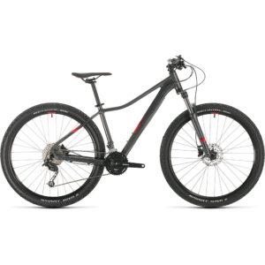 "Cube Access WS Pro 27.5 Womens Hardtail Bike 2020 - Iridium - Deepred - 33cm (13"")"
