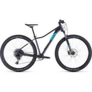 "Cube Access WS SL 27.5 Womens Hardtail Bike 2020 - Iridium - Aqua - 33cm (13"")"