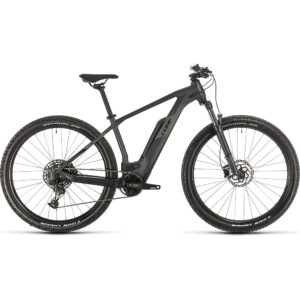 "Cube Reaction Hybrid Pro 500 27.5 E-Bike 2020 - Iridium - Black - 38.5cm (15"")"