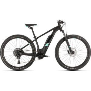Cube Access Hybrid Pro 500 29 E-Bike 2020 - Black - Mint - 19""