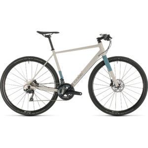 """Cube SL Road SL Bike 2020 - Grey - Blue - 59cm (23"""")"""