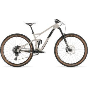 "Cube Stereo 150 C:62 Race 29 Suspension Bike 2020 - Grey - Carbon - 46cm (18"")"