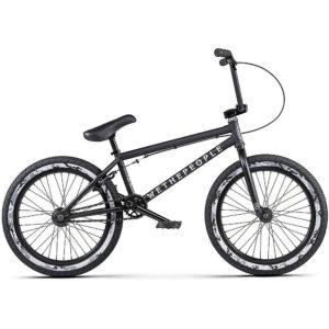 "WeThePeople Arcade BMX Bike 2020 - Matt Black - 20.5"""