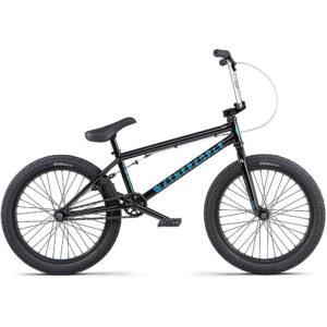 "WeThePeople CRS 18"" BMX Bike 2020 - Black"