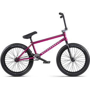 WeThePeople Trust FC BMX Bike 2020 - Translucent Berry Pink - RSD