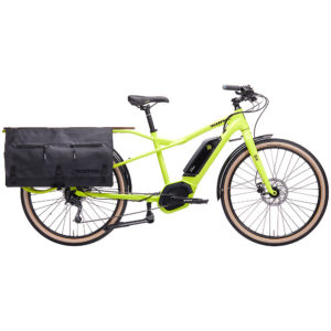 Kona Electric UTE Urban E-Bike 2020 - Slime - 18""