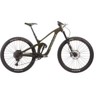 Kona Process 153 CR 29 Full Suspension Bike 2020 - Earth Grey - XL