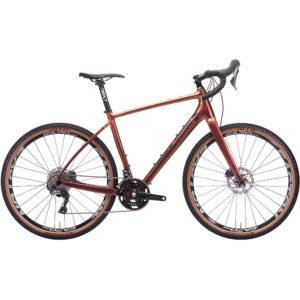 "Kona Libre DL Adventure Road Bike 2020 - Prism Rust Purple - 49cm (19.25"")"